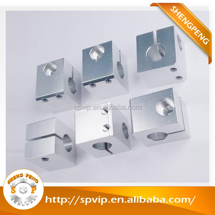 Popular CNC milling aluminum alloy parts milling machining