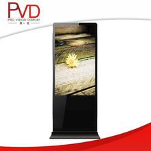 55 inch Factory directly selling Floor standing lcd advertising media player