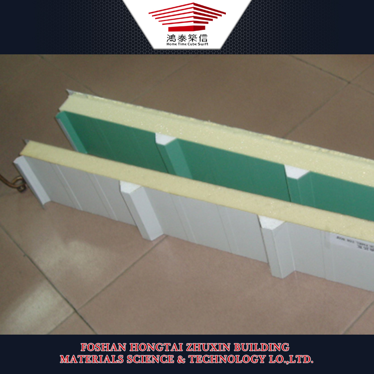 Thermal Insulation PU Polyurethane Sandwich Roof Panel