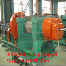 tyre powder machine/rubber cracker mill