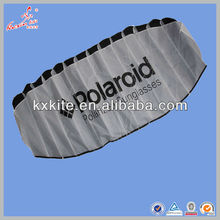 Easy flying parachute kite for promotion