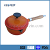 Metal Pots Type Cast Iron Saucepan / Stewpan for cooking with lid