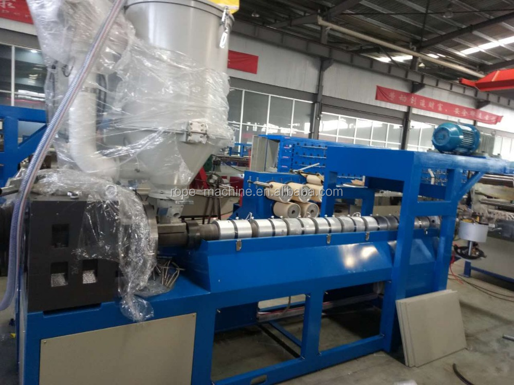 packing twine extrusion machine/agricultural twine production line