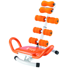 JS-060A Fitness foam roller abdominal exercises home massage machine instrument