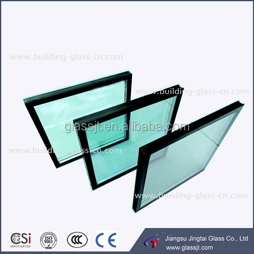8+12A+8MM energy saving Tempered Insulating glass panels