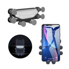 Universal Mini Air Vent Mobile Cell Stand Gravity Car Mount <strong>Phone</strong> <strong>Holder</strong>