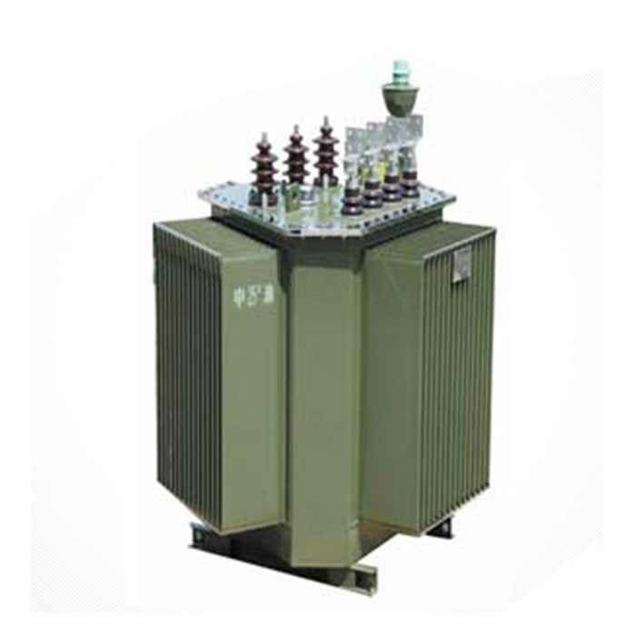 small high voltage 220kv voltage capacitor oil immersed three phase power transformers