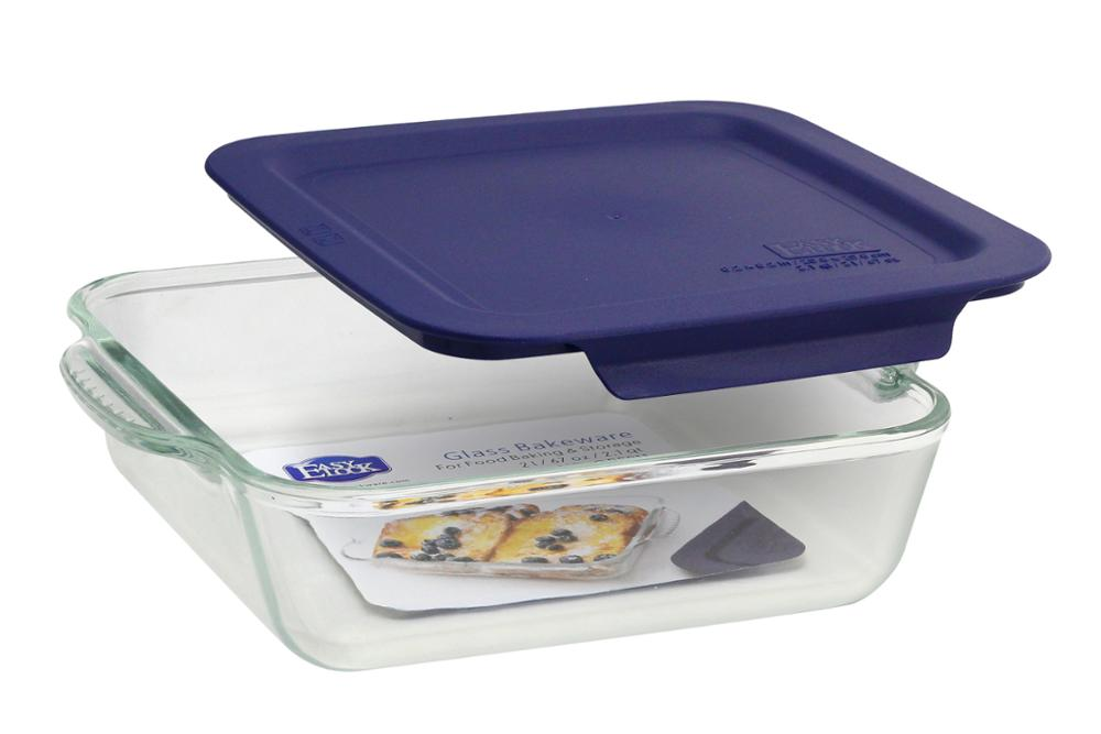 9 x 9 inch Square Glass Baking Dish/Pan/Tray