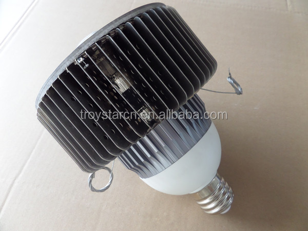 Low wattage heat lamps 30 - 80W is available for E27 / E39 LED high bay light with 125mm diameter