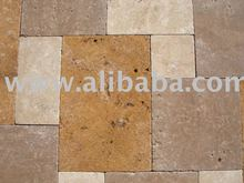 PATTEN TUMBLED TRAVERTINE MIXED SET WHM SPECIAL
