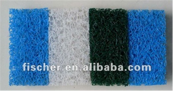 High quality aquarium matala filter mat for koi pond for Pond filter mat