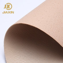 Professional design faux leather fabric pu synthetic leather for shoes