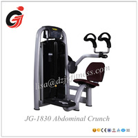 2016 hot selling commercial gym fitness/jinggong body building fitness equipment/JG-1830 Abdominal Crunch
