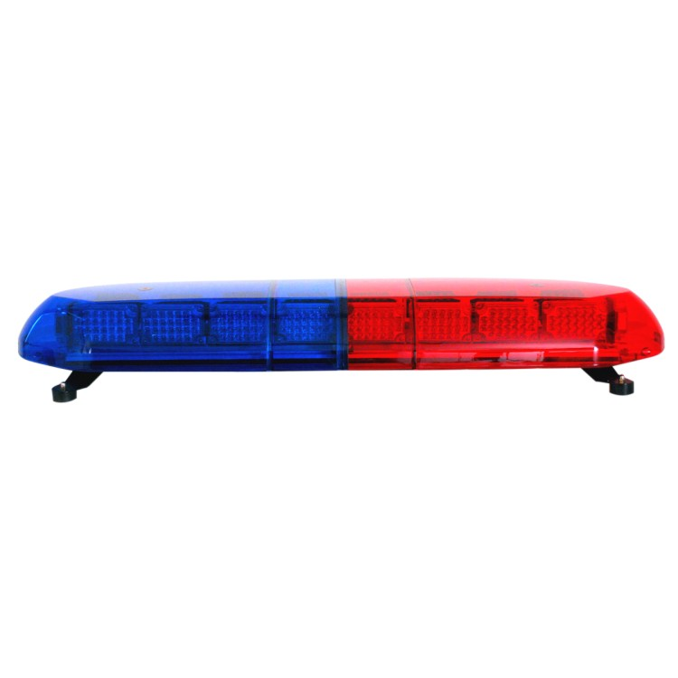 car roof police led roof red led light bar for used car equipment