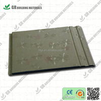 interior smokeproof aluminium alloy composite wall panel for home