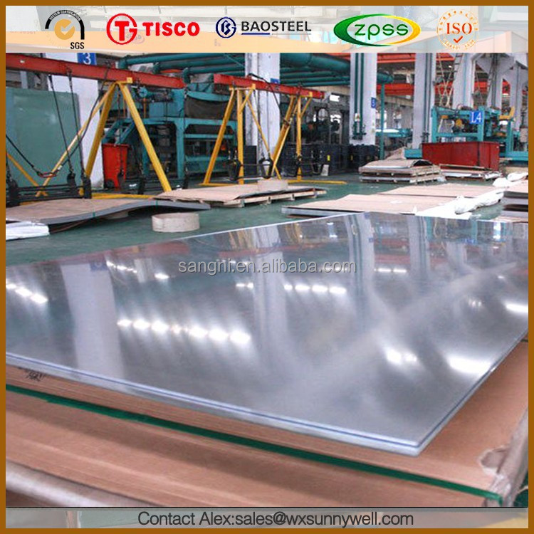 stainless steel sheet prices 304l for custom white boards