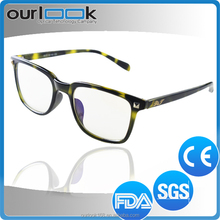 TR 90 flexible reading glasses unisex eyeglass frame