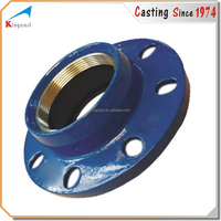OEM wholesale industry cast iron flange
