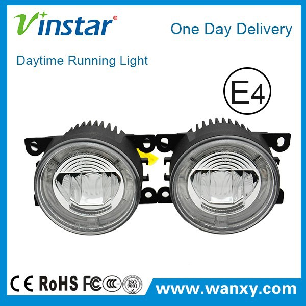 Super Bright Car LED Light LED DRL FOG for BMW 1er 100% Waterproof 12V Driving Light