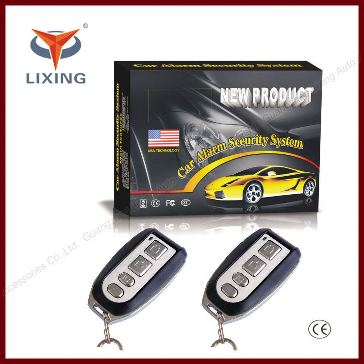 Lixing 2014 Car Accessories Car Alarm Security System Auto Window Closer Power Window Roll Up Close Module