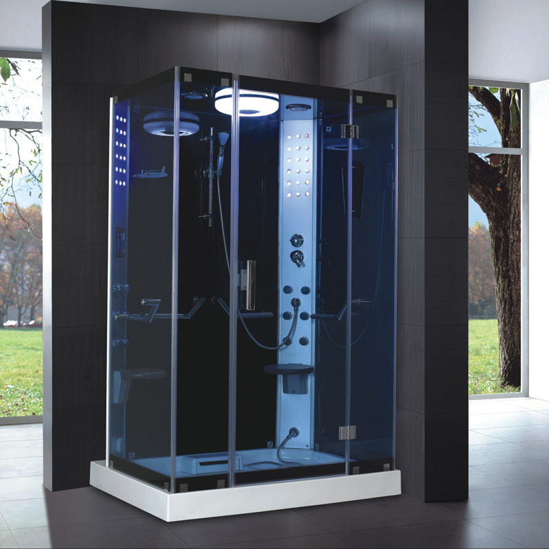 HS-SR068 2 person steam room/ steam shower enclosure/ china steam room