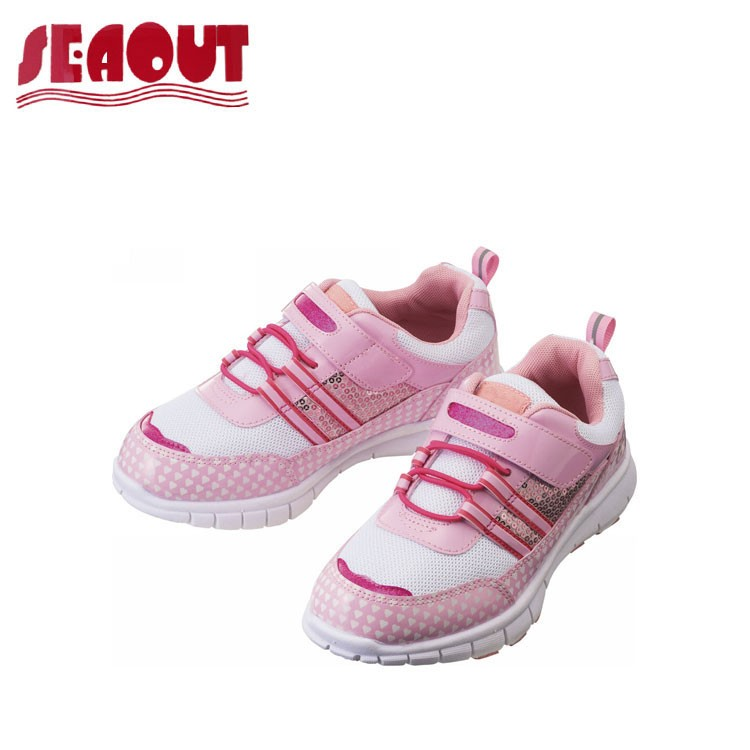 Comfortable <strong>Breathable</strong> Wholesale Girls Sports Shoe