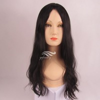 Best quality wholesale mongolian kosher wig human hair natural color jewish wig