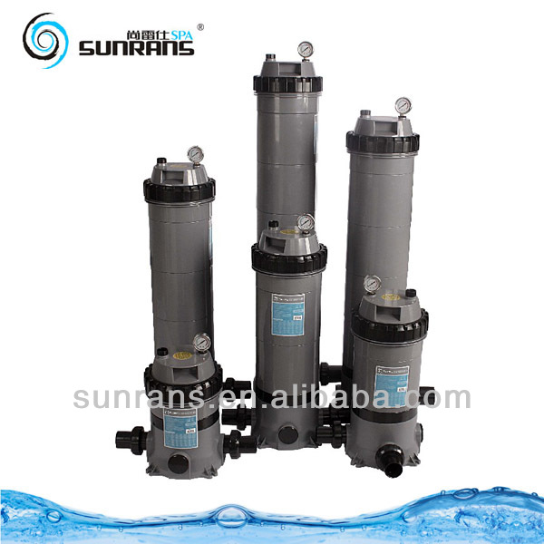 Pleated paper filters used cartridge swim pool filter for sale