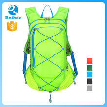 Roihao new products 2017 outdoor 15L cycling bag, custom hydration pack running