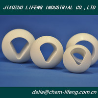 High Fracture Toughness Zirconia Ceramic Ball Valve