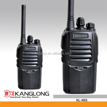 UHF 16channel walkie talkies QT/DQT anytone radio