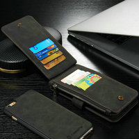 Luxury Mobile Phone Ultra Slim Protective Carrying Wallet Leather Cell Phone Case for iPhone 6s Plus