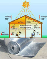 Building Material Fire Resistant Aluminum Foil Insulation/Thermal Reflective Insulation