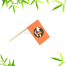 Party BBQ Stick Bamboo Skewer With Custom Printing