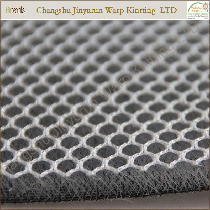 AR164 Breathable high elastic 3d air mesh spacer fabric for car or chair seat cover