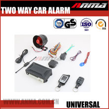 wheels car alarm system