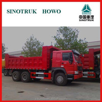 sino trucks 25ton load capacity dump truck for sale