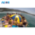 Hot summer saturn inflatable boats inflatable disco boat towable water toy for sale