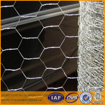 Galvanized Chicken Wire Mesh (THE REAL FACTORY)