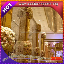 ESI hot sell backdrop wedding decoration for satin drapery