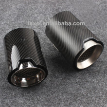 exhaust tip tube for gtr carbon 304 stainless steel