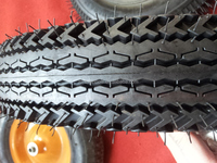 Wheel barrow Tire and tube 400-8