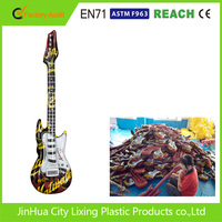 inflatable guitar/ customized inflatable guitar for advertising/ inflatable advertising guitar balloon