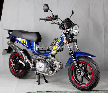 stock 50cc pocket motorcycle