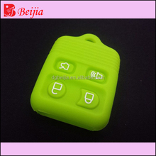 Topbest custom silicone remote key car cover for car key with your own logo