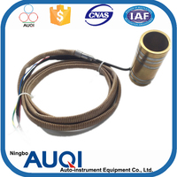 Armored coil hetar 12v heater coils, T series element heater, plastic industry SS304 321 316 heating tube