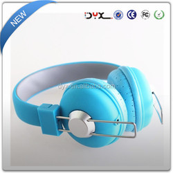 2015 new design stereo headphone 40mm driver