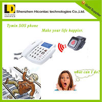 gifts for blind people Sos Corded Telephone with two emergencye call button