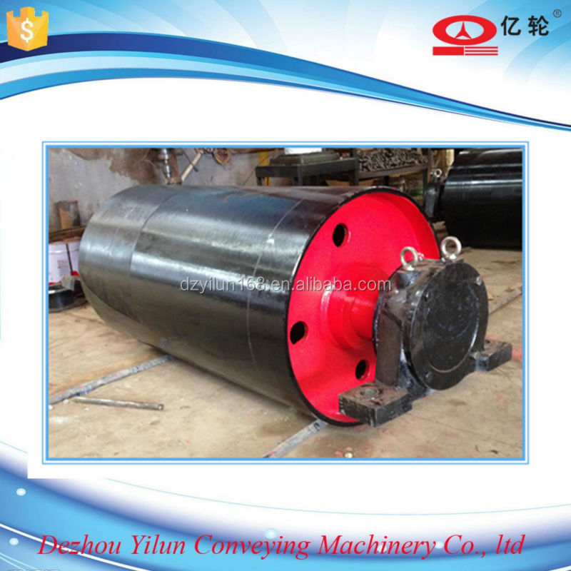 Factory price for Belt conveyor Motor Drive Drum Pulley/Drive head pulley