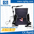 Nanguang 54W CN-T96 3Kit LED Photo Lighting kit RA 95